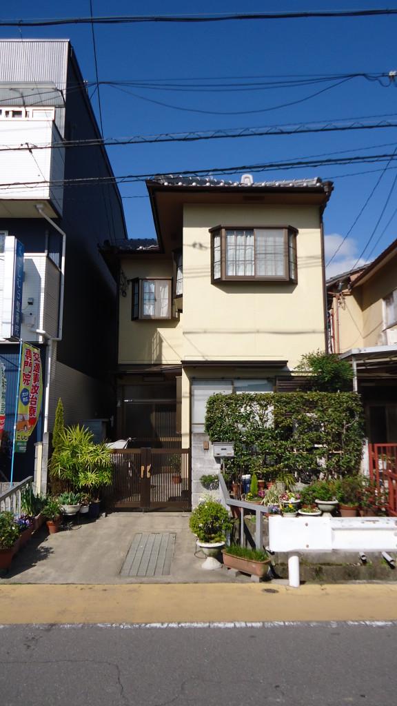 外壁塗装で美しく 京都府向日市