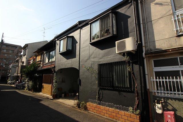 外壁塗装でイメージチェンジ! 京都市中京区