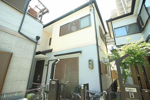 外壁・屋根塗装工事 | 長持ちする塗料をつかってほしい 京都市南区