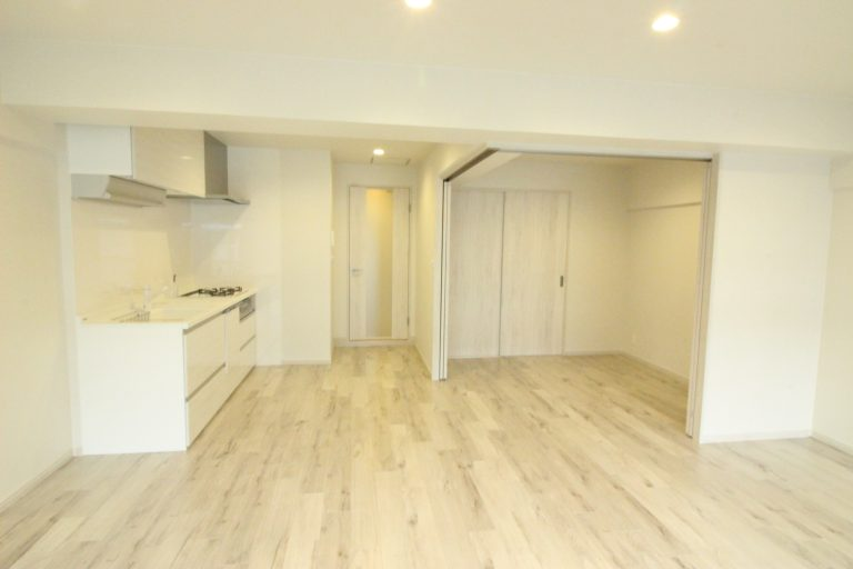 ライフスタイルの変化を受けて、築40年のマンションをおしゃれにリノベーション