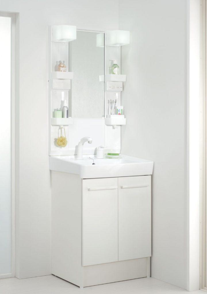 リクシル 洗面化粧台 オフト600