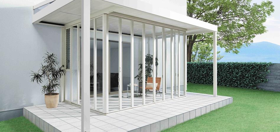 LIXIL ジーマ ガーデンスペース